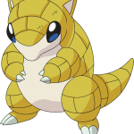 pokemon-Sandshrew